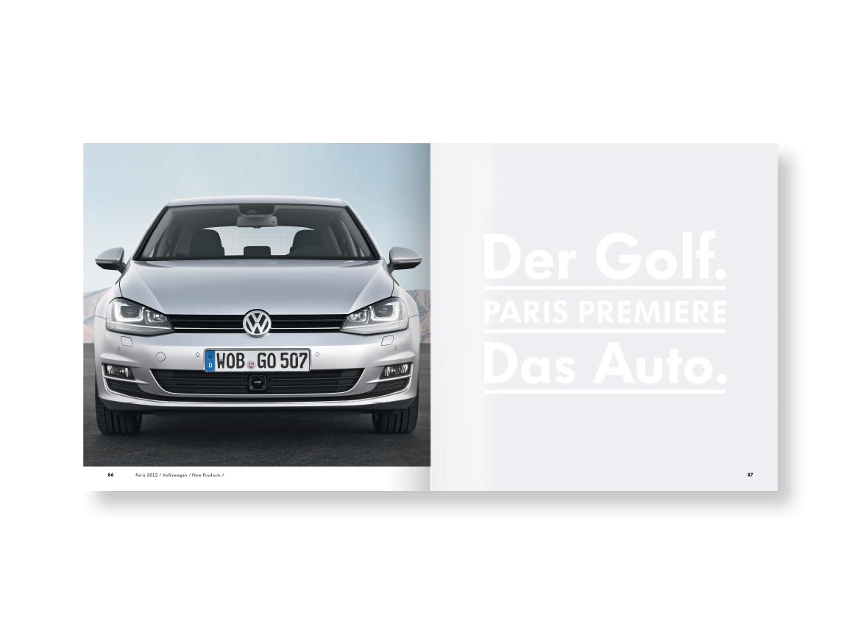 dlx – GOLF pr-kampagne