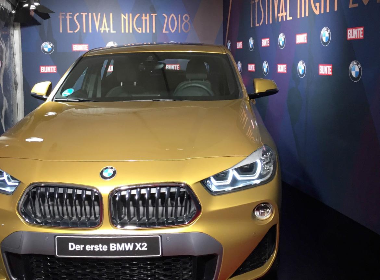 festival night, berlinale 2018 – BURDA, BMW